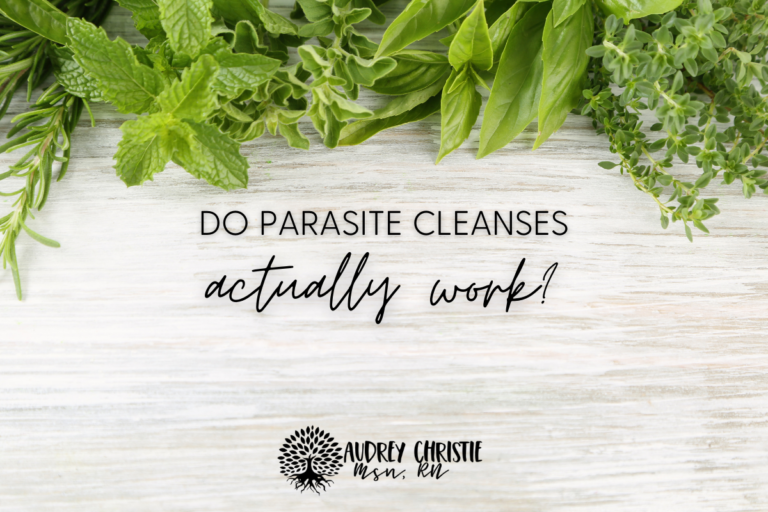 do parasite cleanses actually work