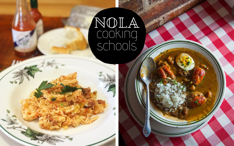 NOLA Cooking Schools