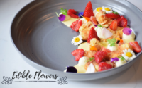 Edible Flowers - Foodie Travel USA