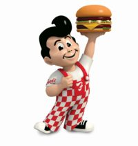 This celebrity of the culinary world, known simply as Big Boy, has roots in Cincinnati, Ohio. Photo CREDIT: Frisch's