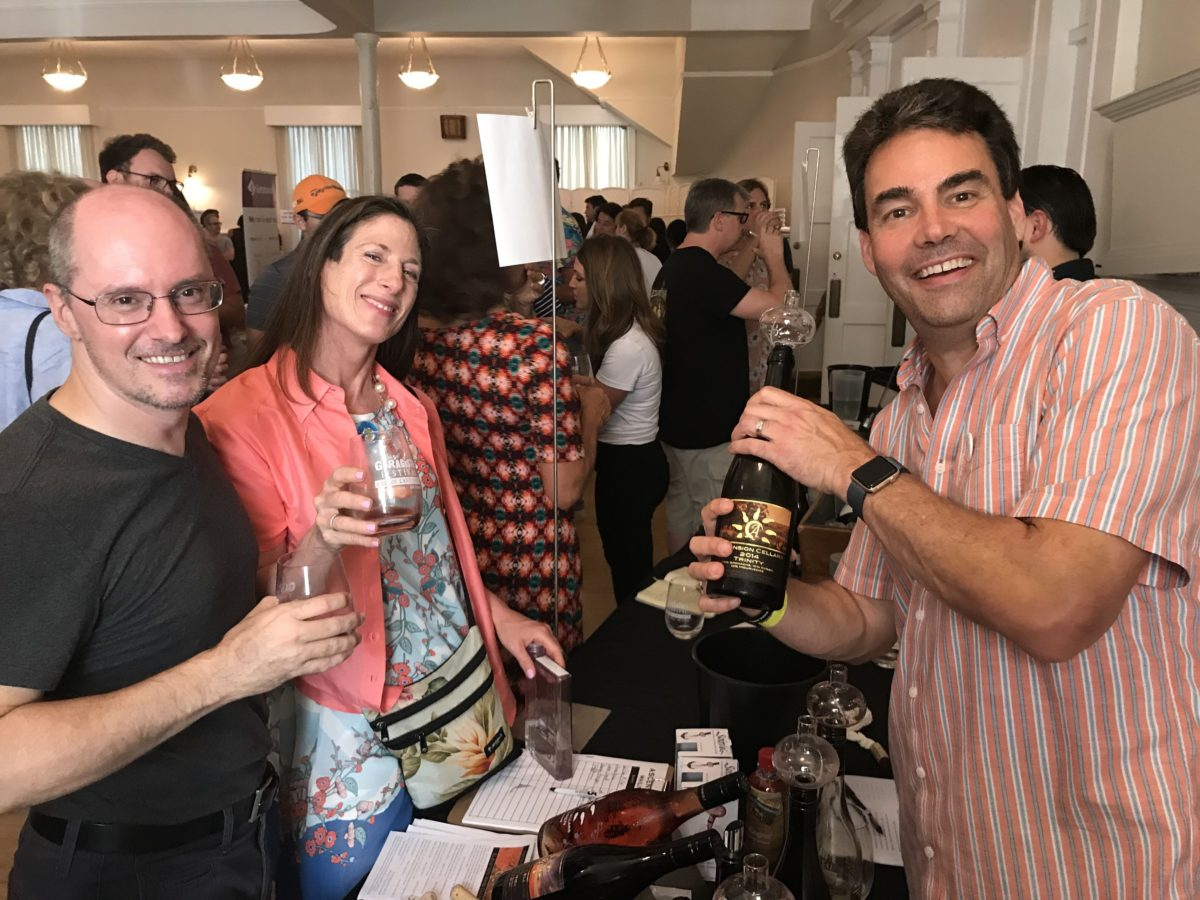 The Garagiste Festival is renowned for its diversity of wines, renegade spirit, passionate winemakers, handcrafted wines, and rules-breaking, 'no snobs allowed' ethos.