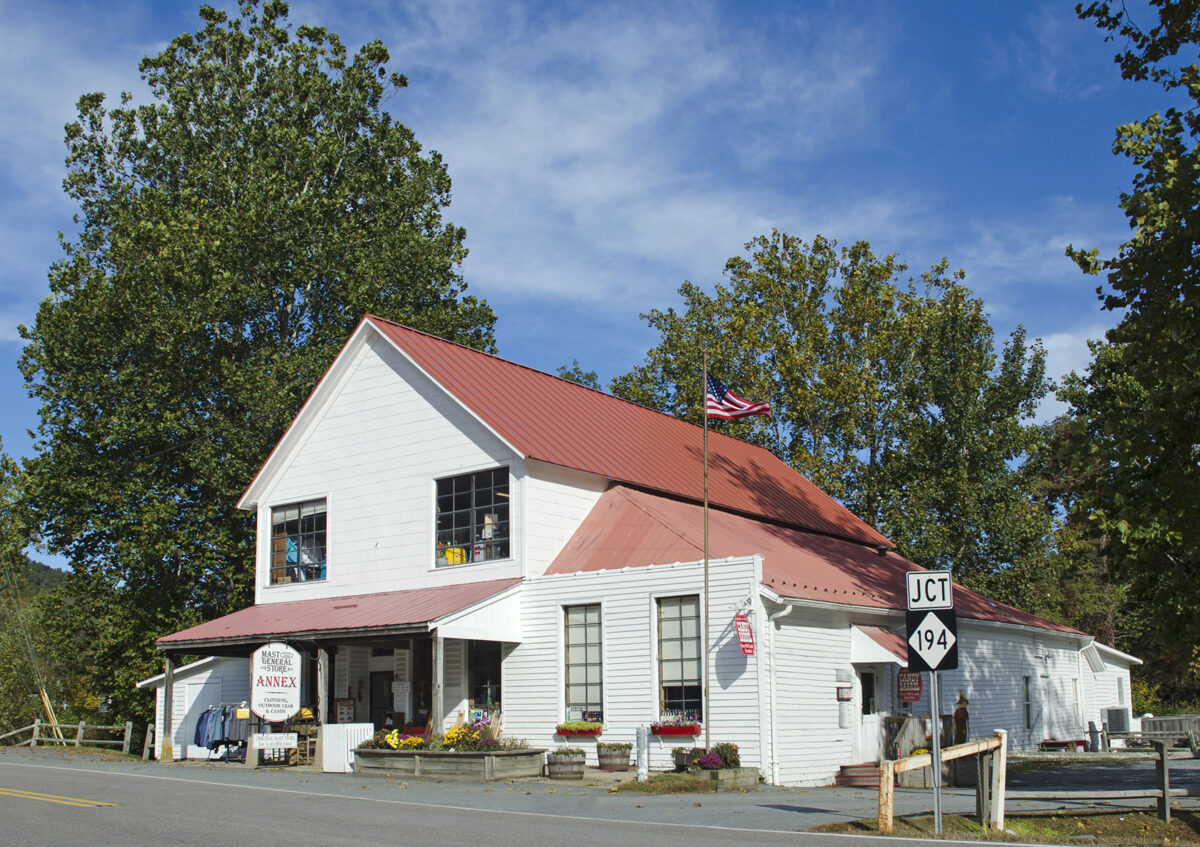 Mast General Store Annex - Foodie Travel USA