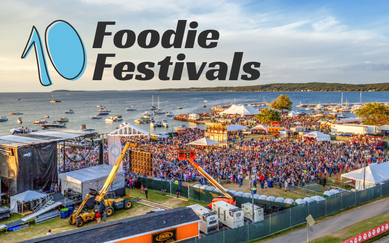 10 Foodie Festivals - Foodie Travel USA