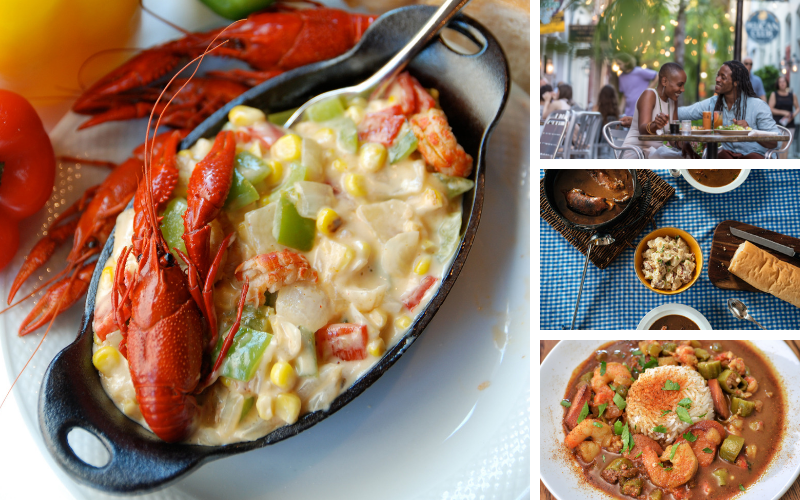 Cajun vs. Creole - Foodie Travel USA