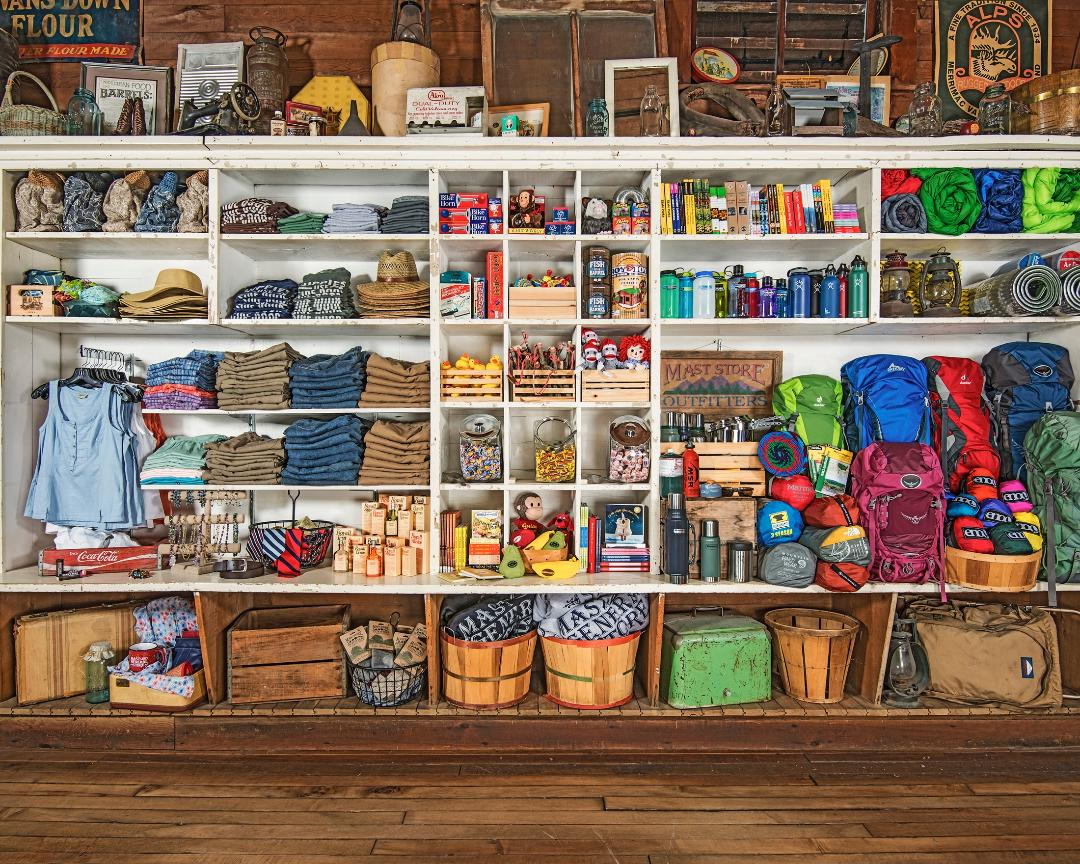 Mast General Store - Foodie Travel USA