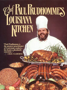 Paul Prudhomme Cookbook CREDIT Lafayette Travel