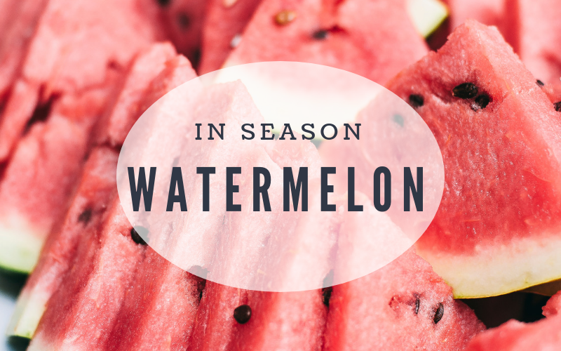 Watermelons - Foodie Travel USA