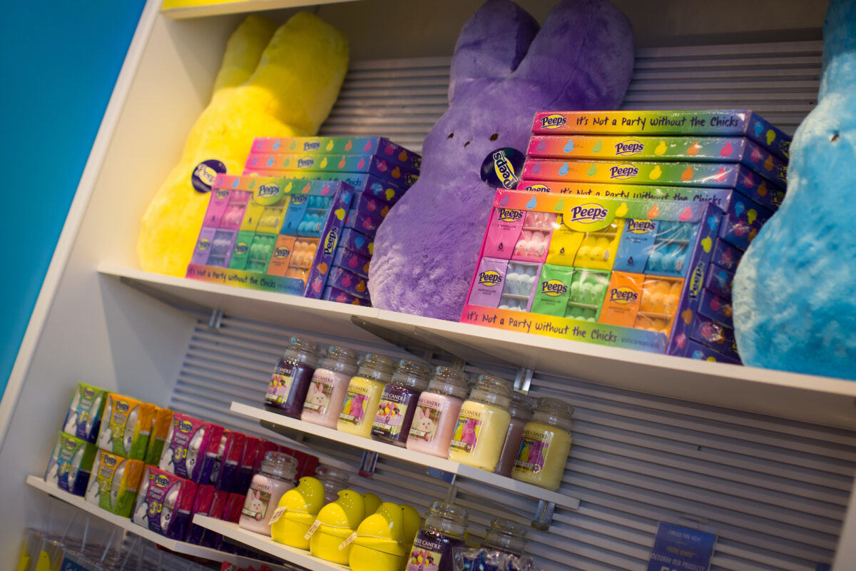PEEPS are an American candy success story.