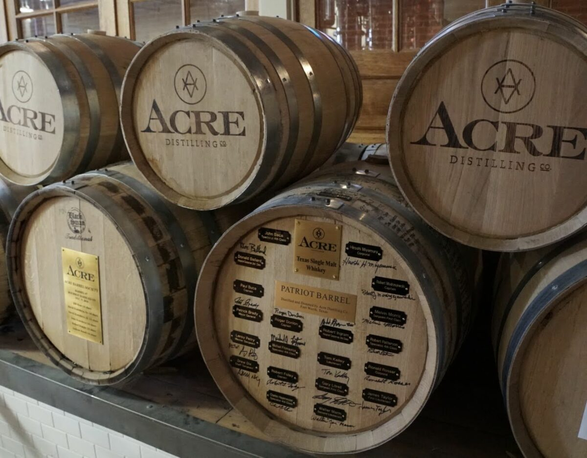 Acre Distilling - Foodie Travel USA