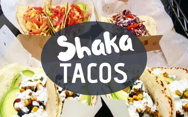 Shaka Tacos - Foodie Travel USA
