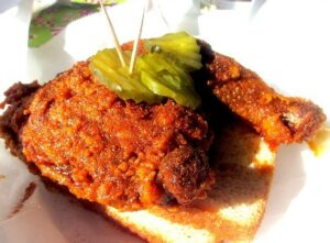 Prince's hot chicken - Foodie Travel USA