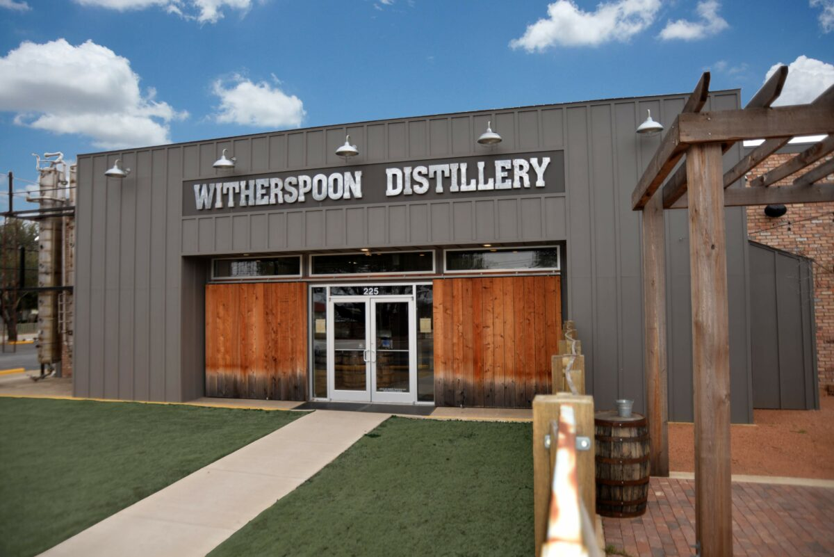 Witherspoon Distillery - Foodie Travel USA