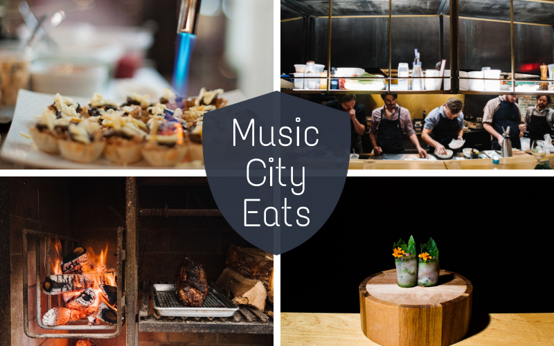 Music City Eats - Foodie Travel USA