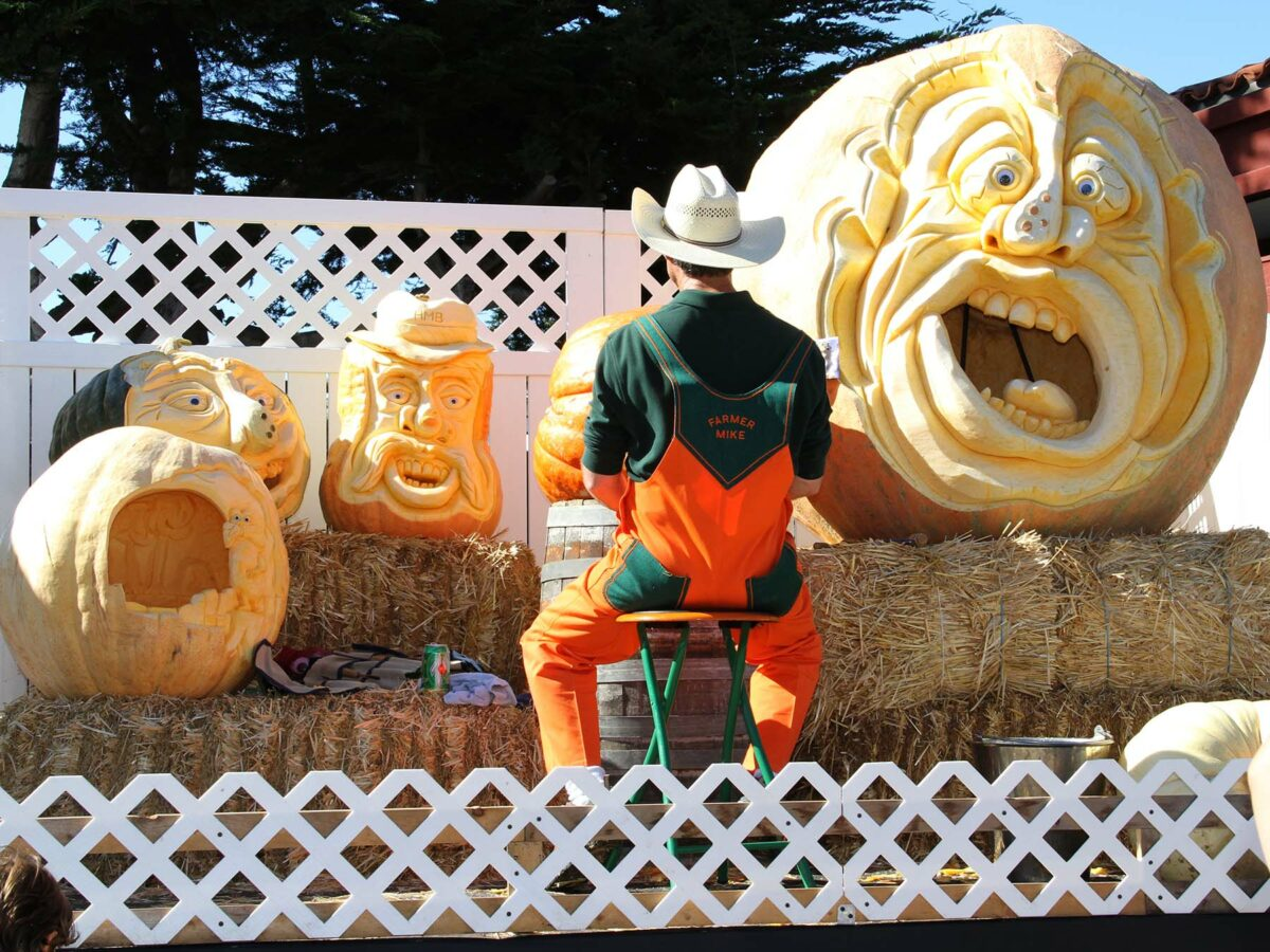 Pumpkin Carving - Foodie Travel USA
