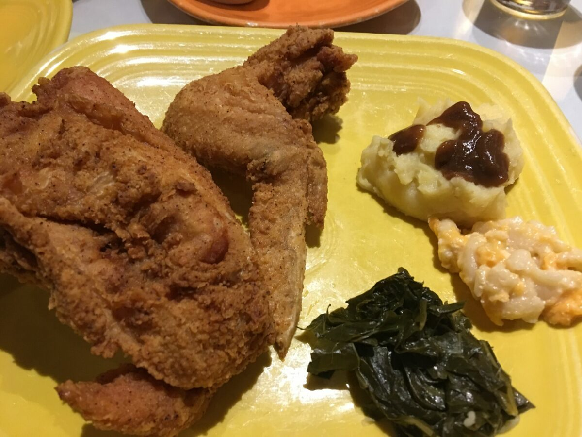 Mama J's Fried Chicken - Foodie Travel USA