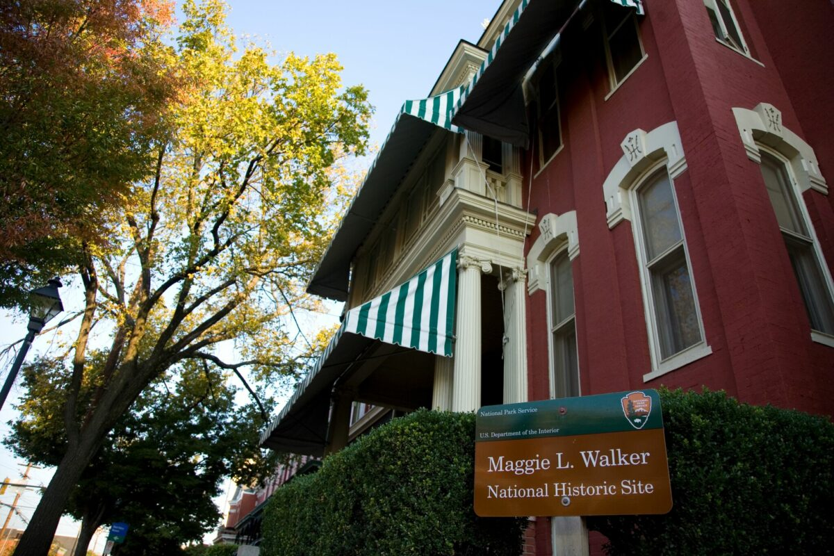 Maggie Walker House - Foodie Travel USA