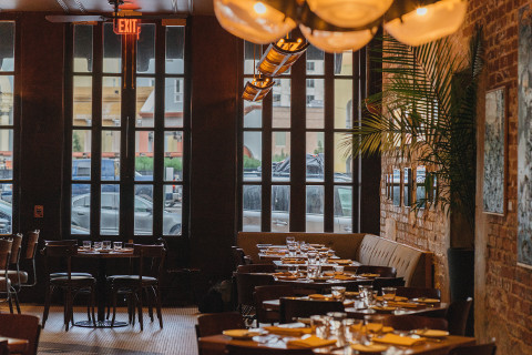 Compere Lapin Dining Room - Foodie Travel USA