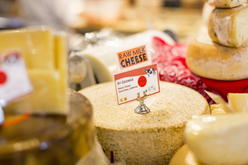 Cowgirl Creamery - Foodie Travel USA