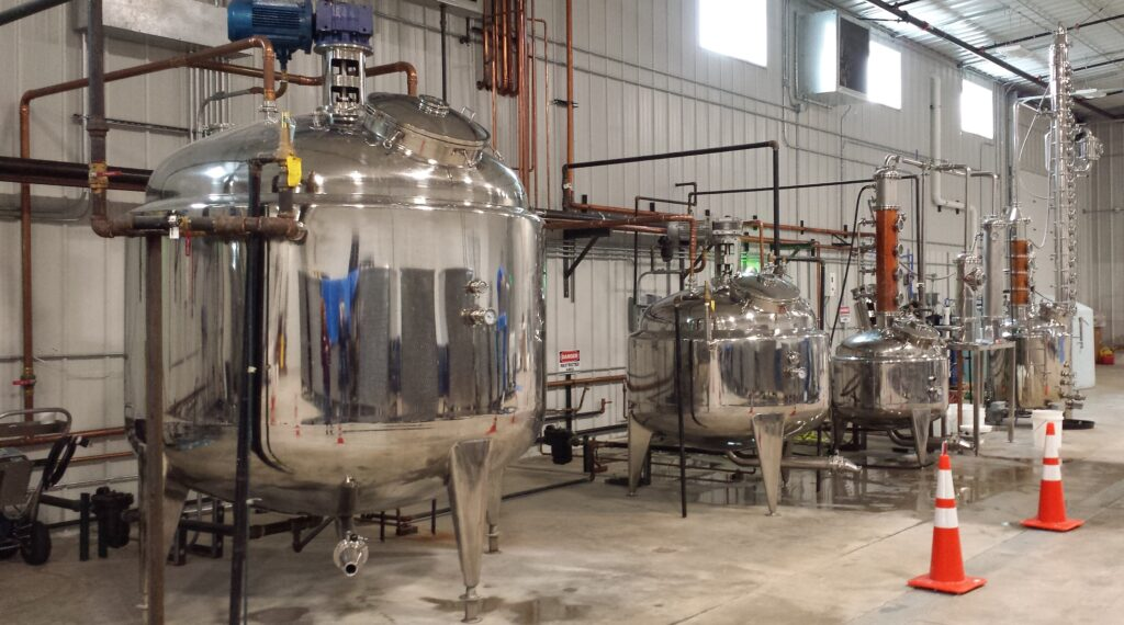 Sevierville Distilling Company - Foodie Travel USa