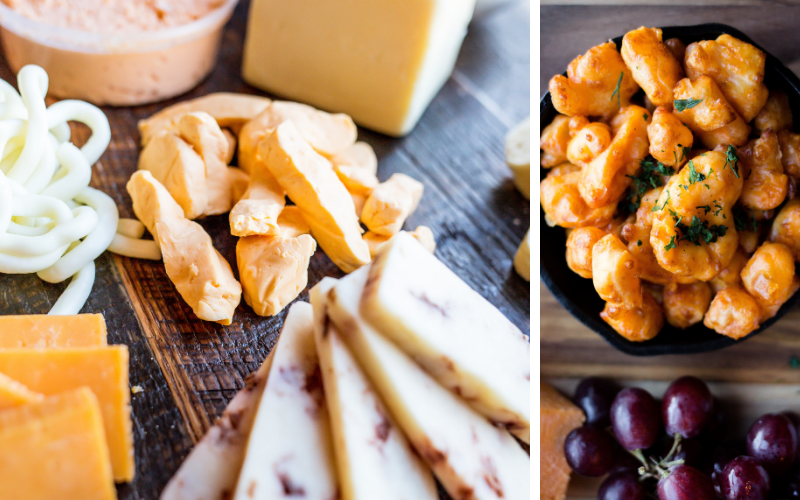 Cheddar Cheese Curds - Foodie Travel USA