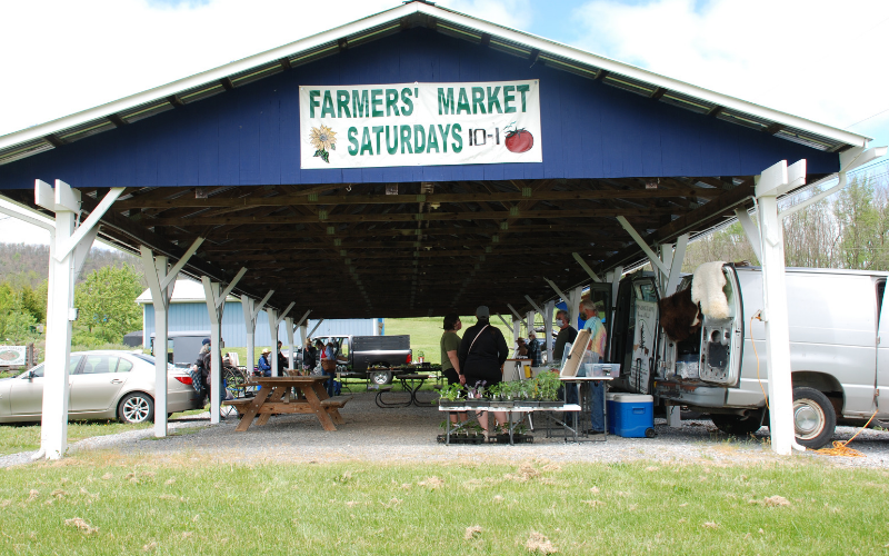 Farmers Markets - Foodie Travel USA