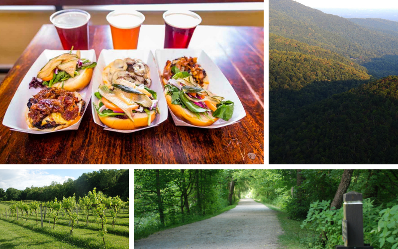 Foodie Travel USA - National Park Food