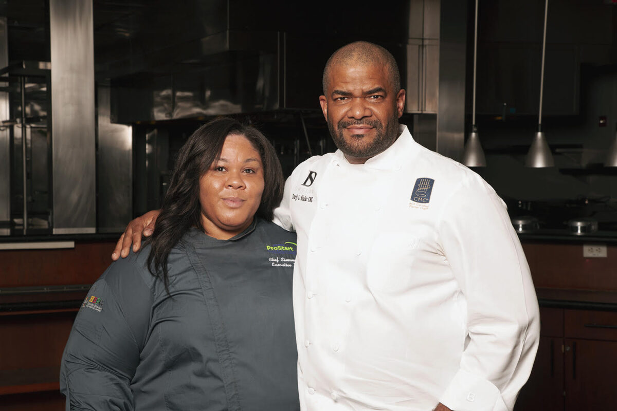 Chef Shular and Simone - Foodie Travel USA
