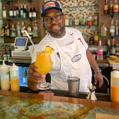 Chef Jimmie Jackson - Foodie Travel USA