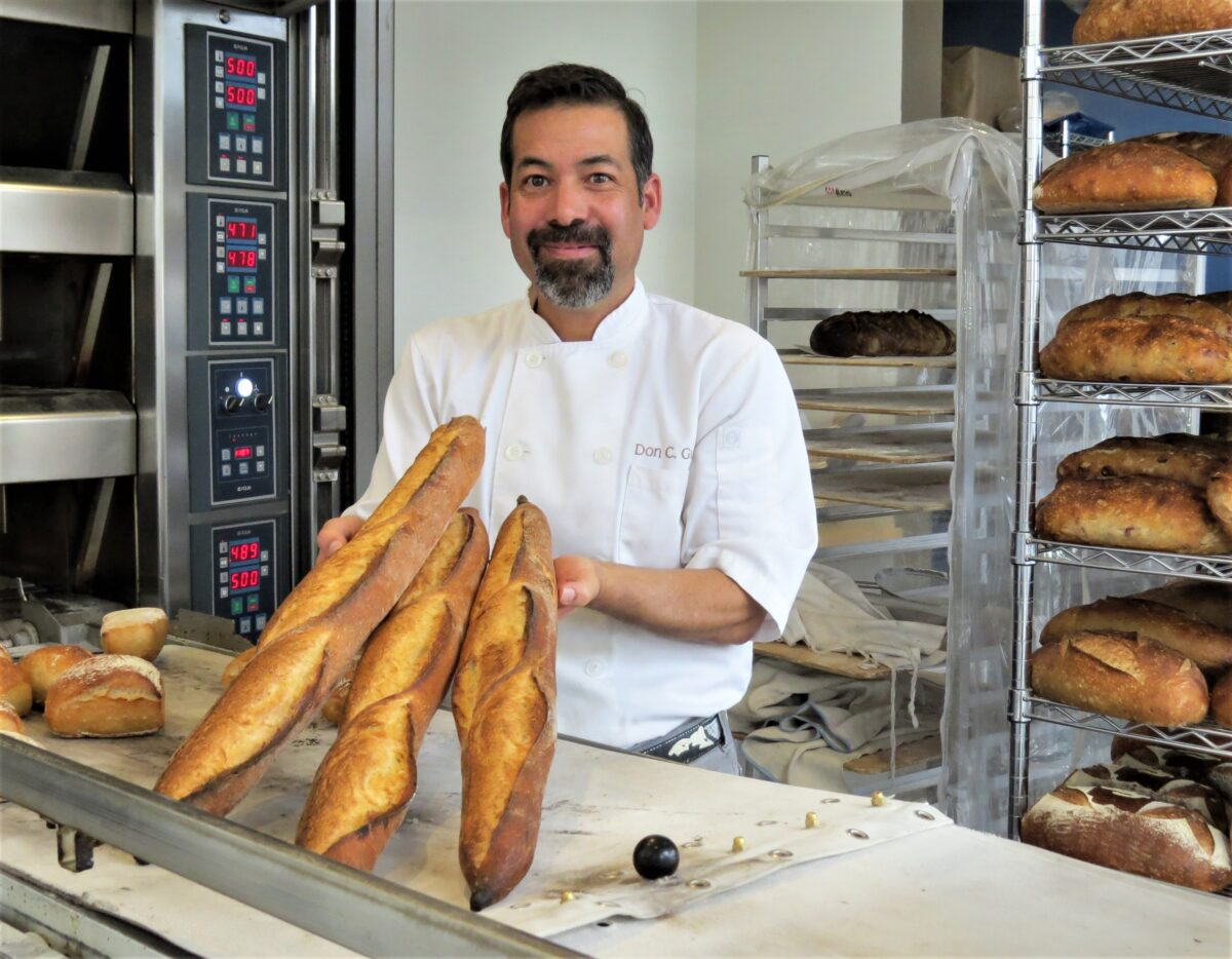 Barrio Bread owner Don Guerra - Foodie Travel USA