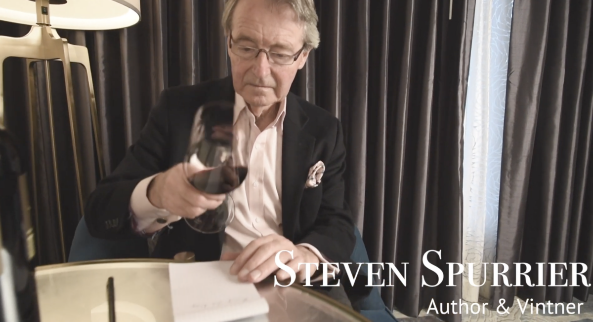 Steven Spurrier - Foodie Travel USA