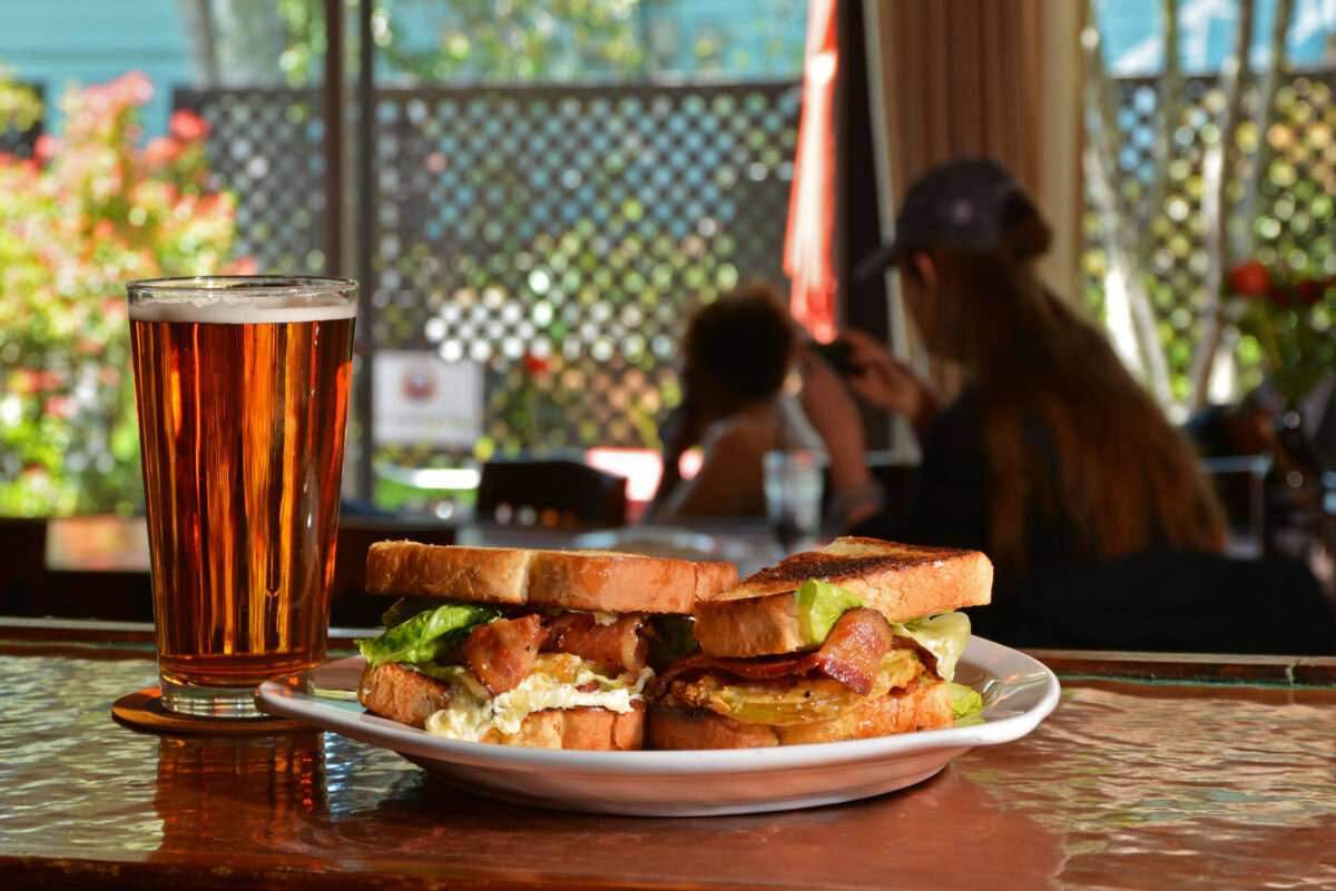 Blowing Rock Ale House - Foodie Travel USA