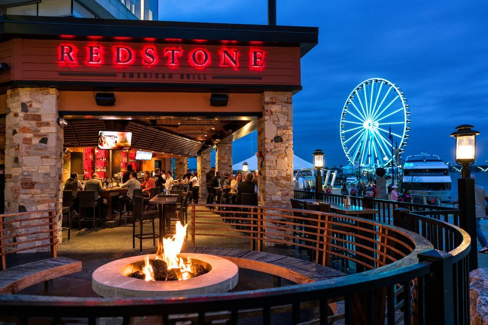 Redstone American Grill National Harbor - Foodie Travel USA