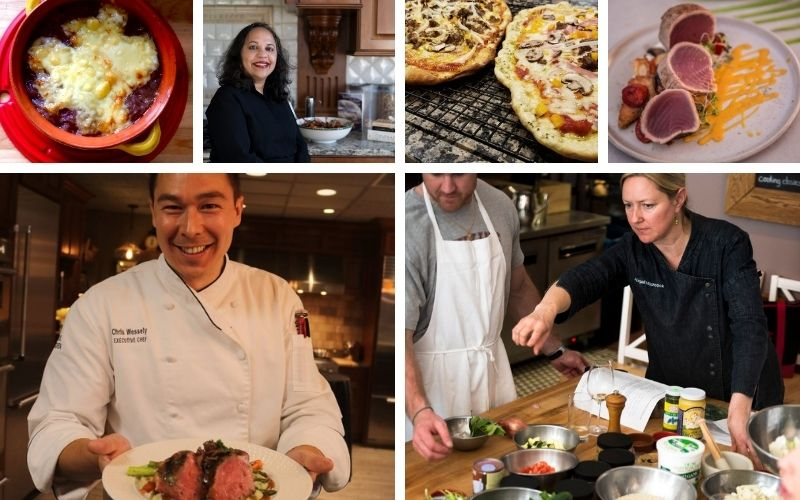 Virtual Cooking Classes - Foodie Travel USA