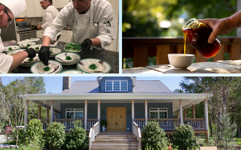 Green Door Gourmet - Foodie Travel USA
