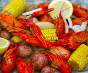 Louisiana Crawfish - Foodie Travel USA