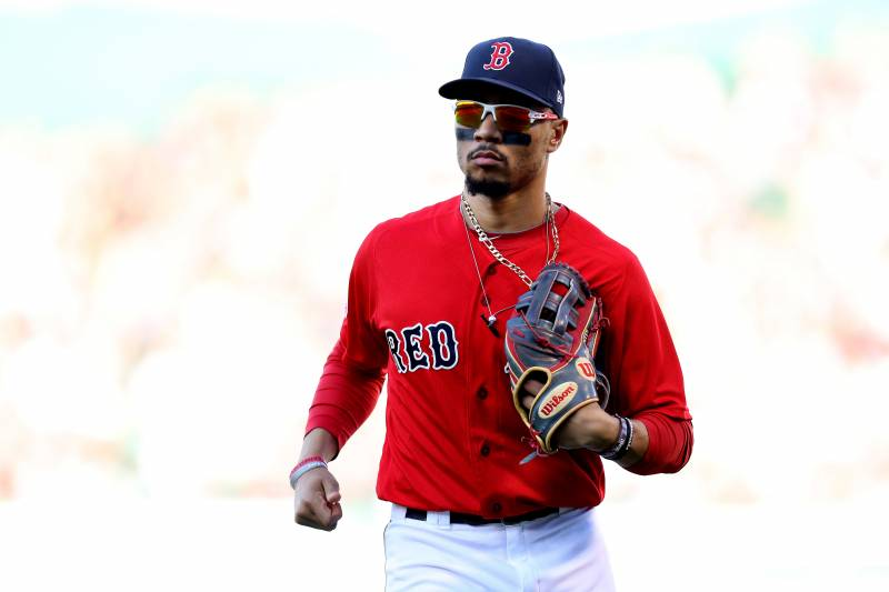 red sox win total