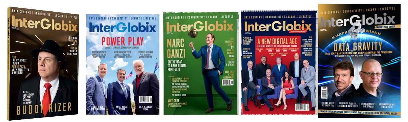 iG Magazine_Latest_5 Issues