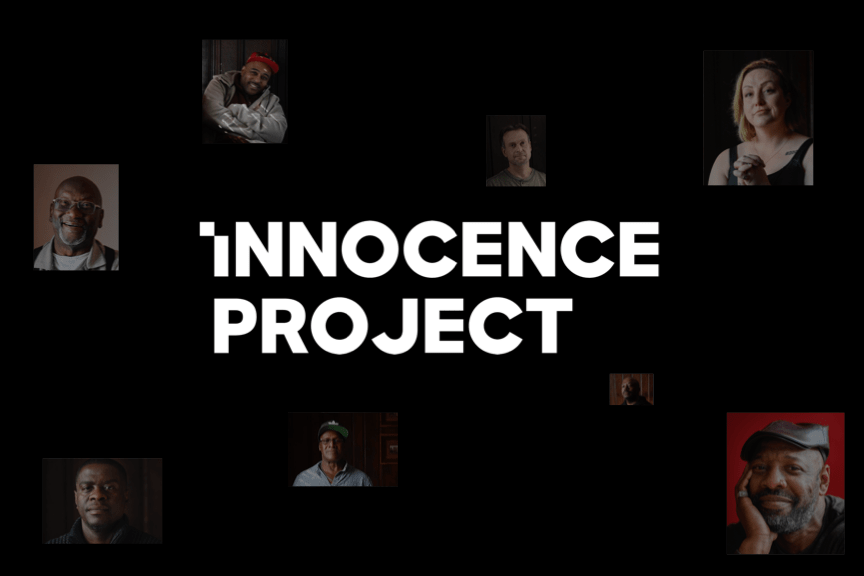 the innocence project logo