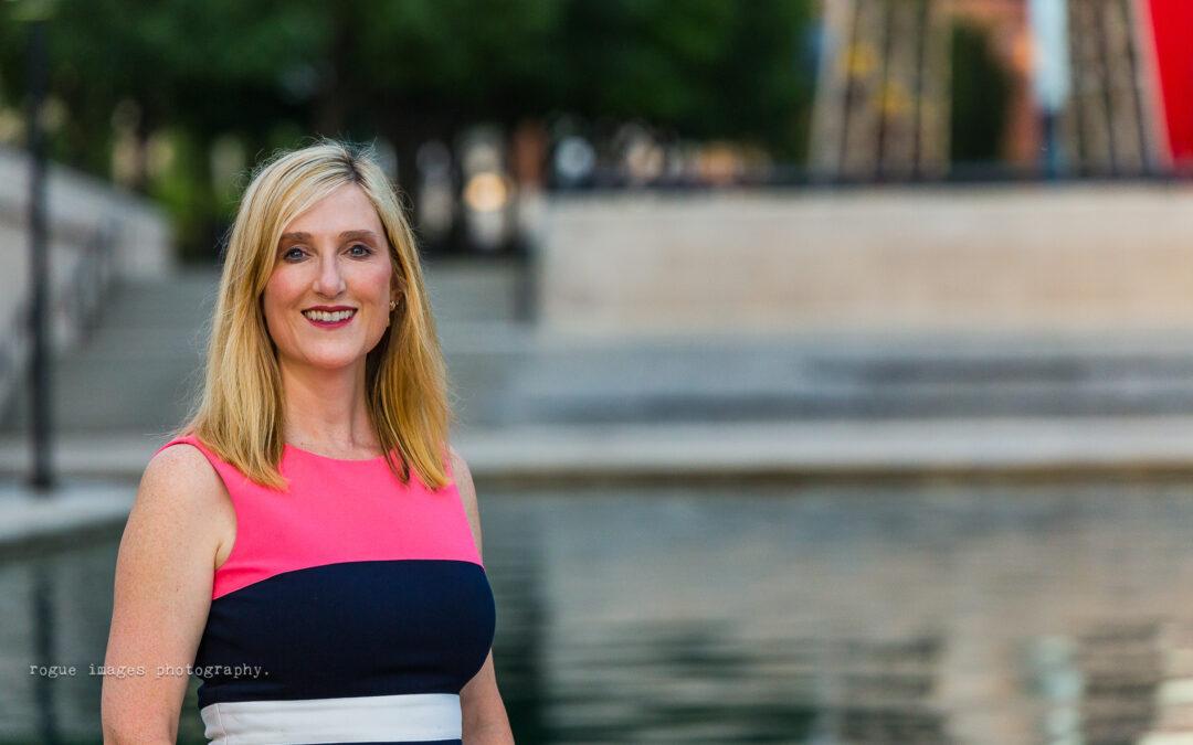 Karen Mangia—Author of Success with Less