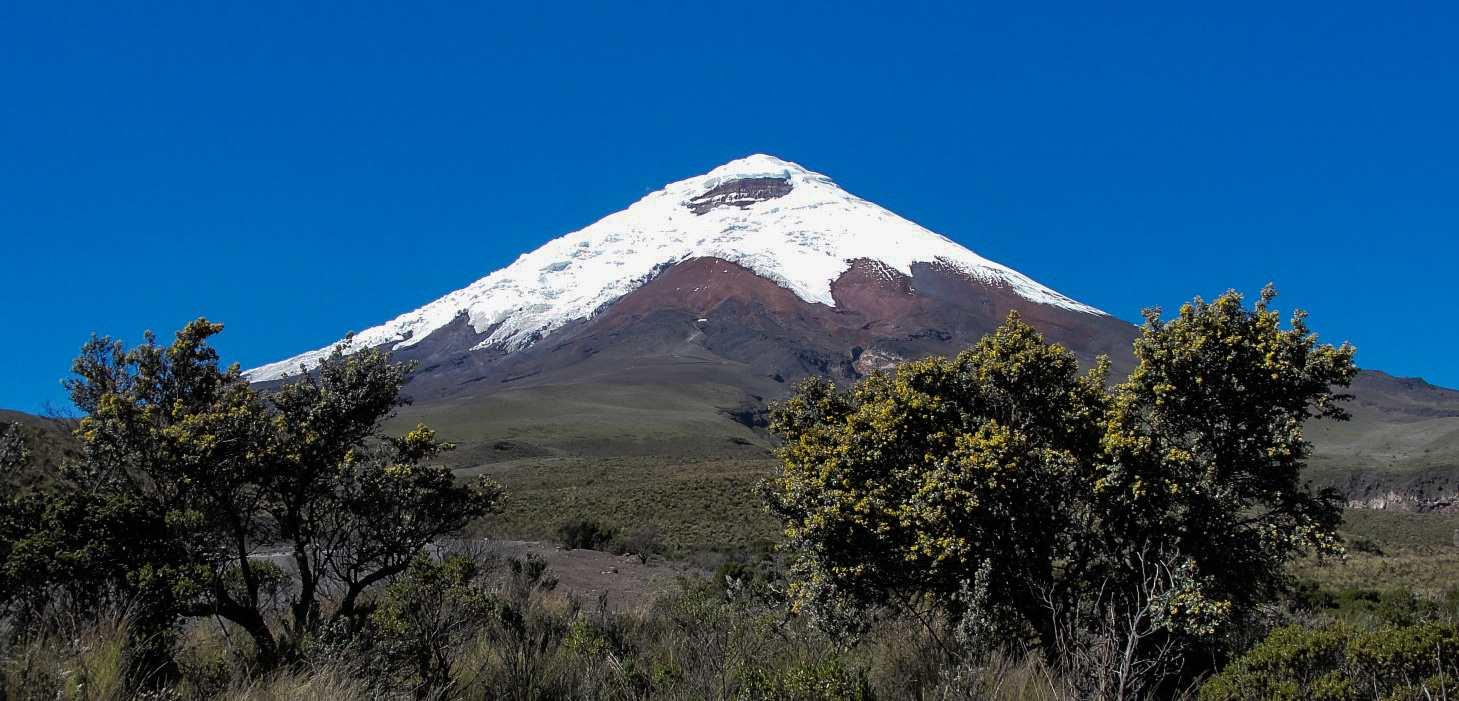 Volcán Cotopaxi, Ecuador