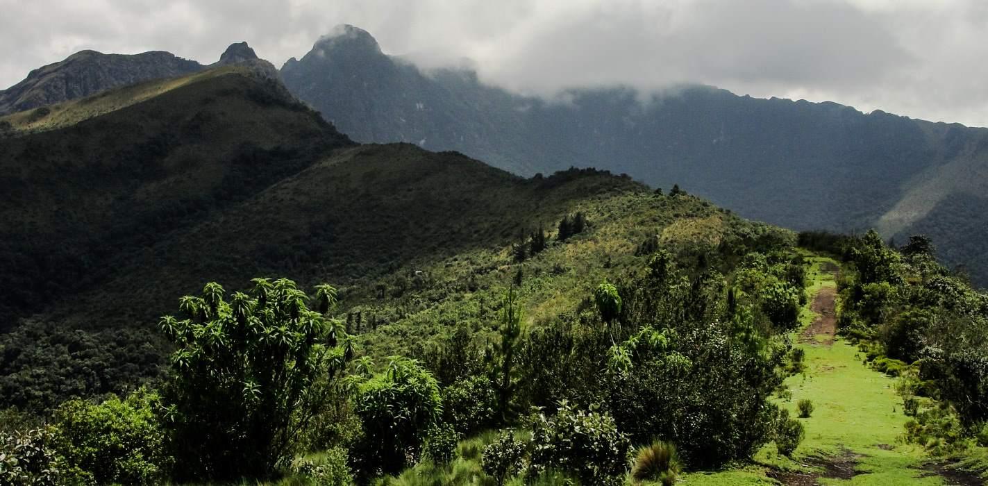 Volcán Pasochoa, Ecuador