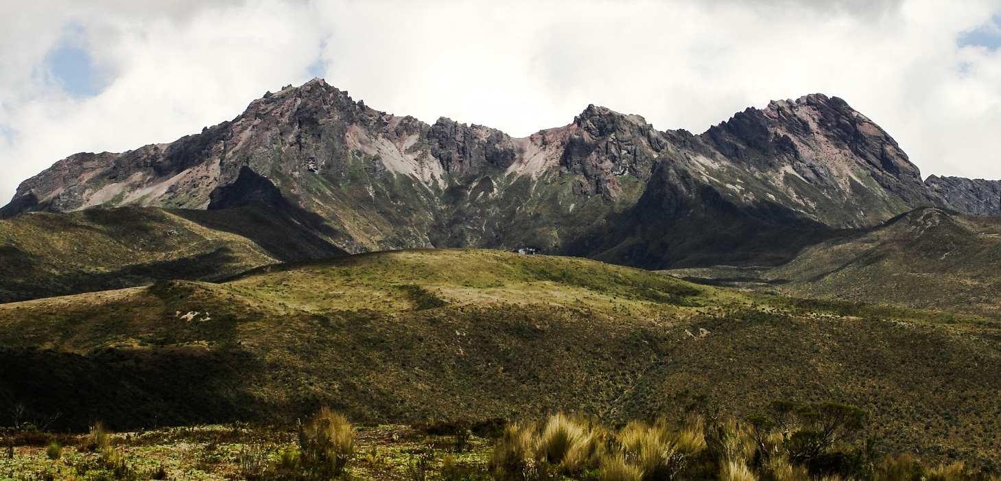 Volcán Rumiñahui, Ecuador