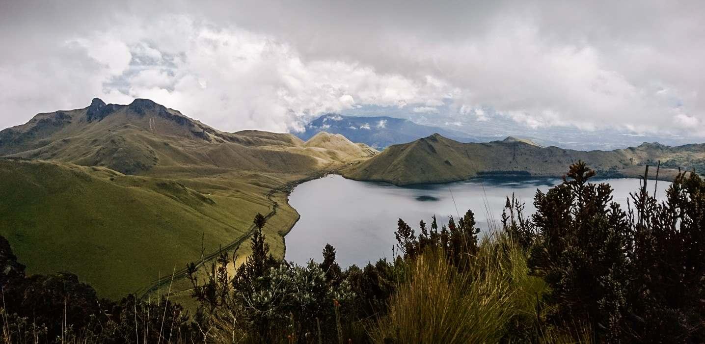 Fuya Fuya de Mojanda, Ecuador