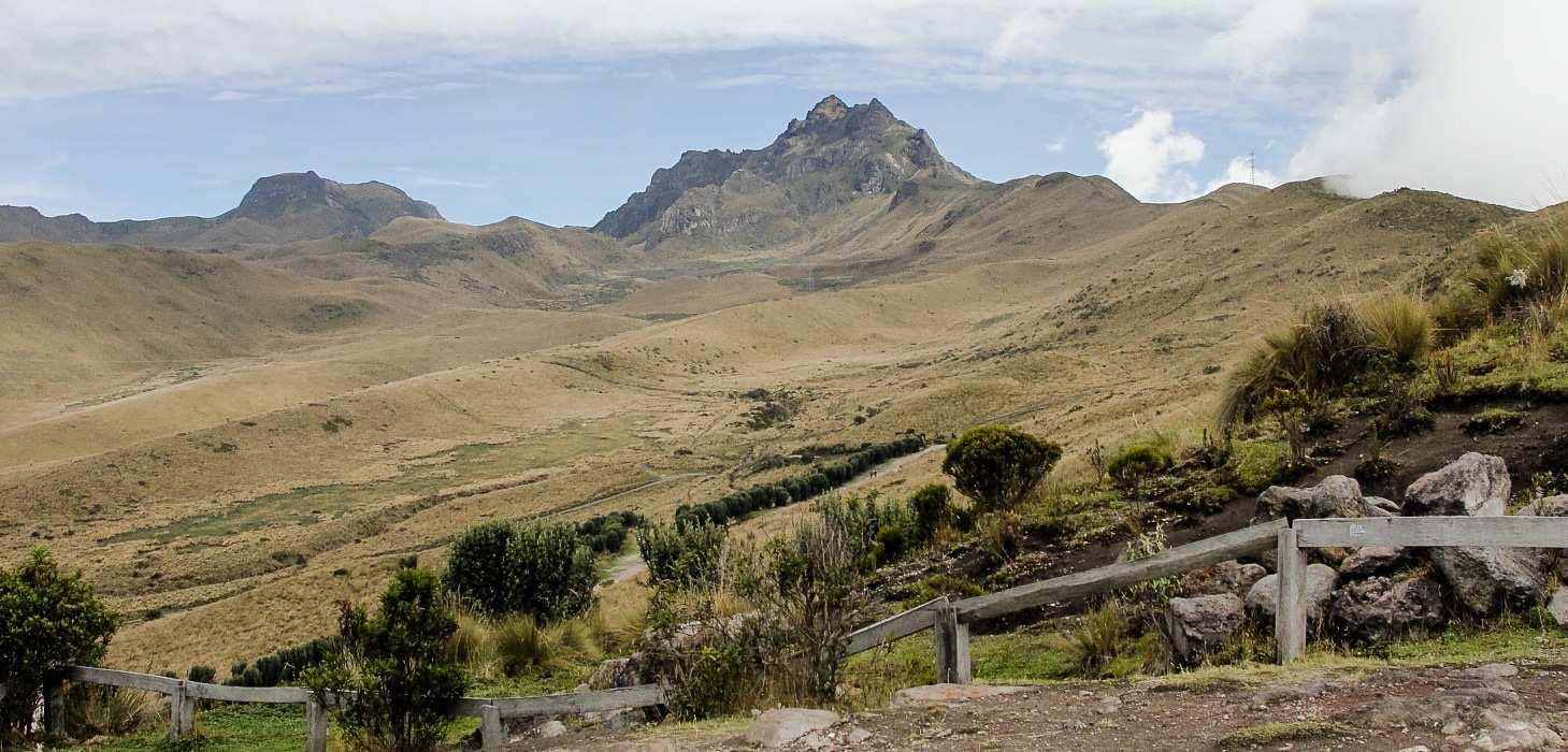 Ruco Pichincha, Ecuador