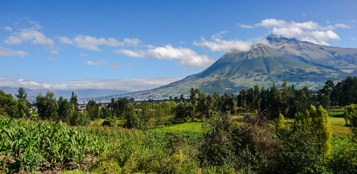 Volcán Imbabura, Ecuador