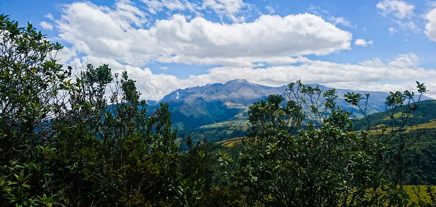 Volcán Atacazo, Ecuador