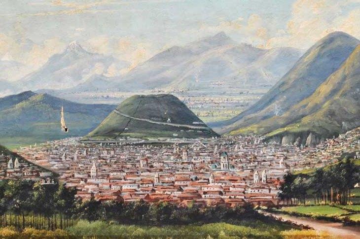 Rafael Salas, Quito, 1889, Museo Nacional de Quito, Ecuador.