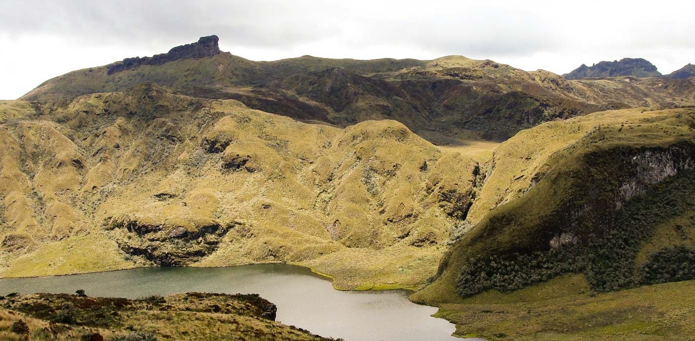 Laguna de Boyeros, Ecuador