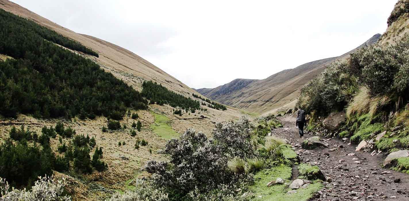 Inca Trail, Ecuador