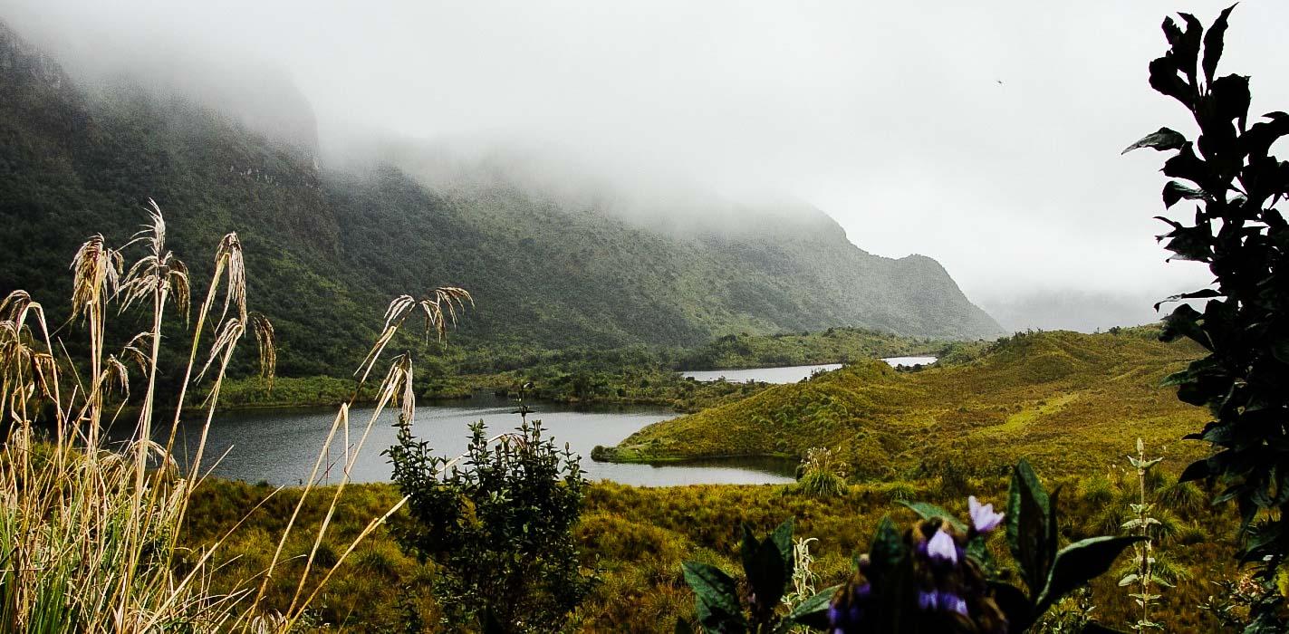 Agua y Vida Hiking Trail